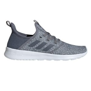 Fitness Mania - Adidas Cloudfoam Pure - Womens Casual Shoes - Grey/Onix/Footwear White