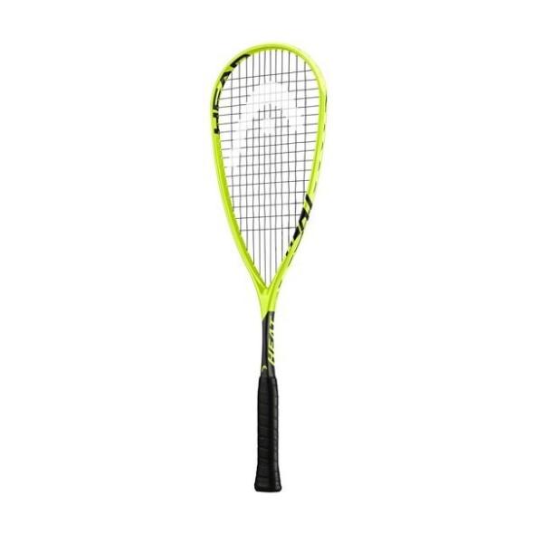 Fitness Mania – Head Nano Titanium Heat Squash Racquet