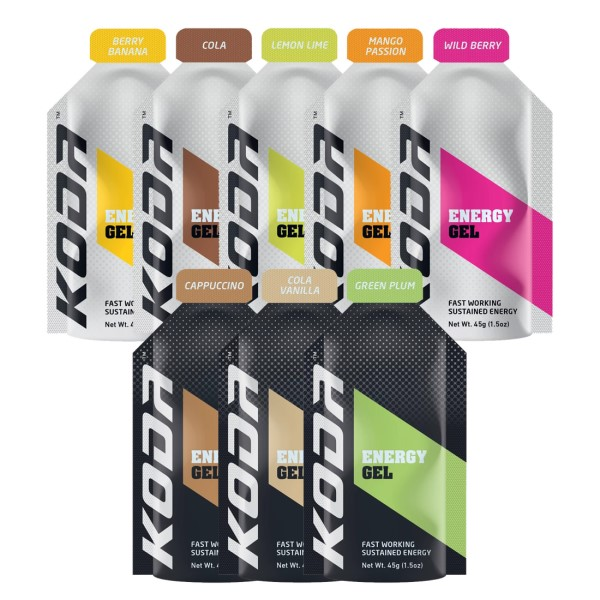 Fitness Mania – Koda Energy Gel – 45g Sachet