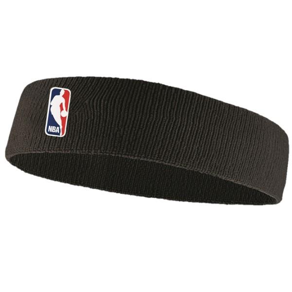 Fitness Mania – Nike NBA Official On Court Basketball Headband – Black