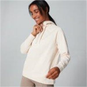 Fitness Mania - Tech Pull Over Hoodie - Moonbeam - XS