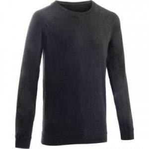 Fitness Mania - 100 Gym Stretching Sweatshirt - Dark Grey