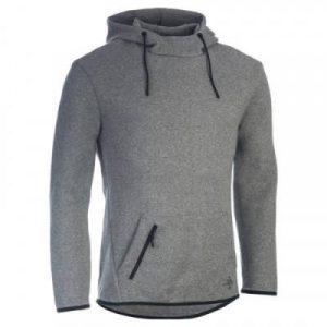 Fitness Mania - 560 Hooded Gym & Pilates Sweatshirt - Grey