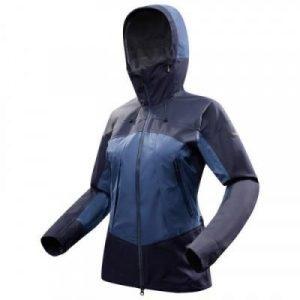 Fitness Mania - Trek 700 Women's Mountain Trekking Jacket - Blue