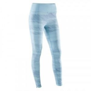 Fitness Mania - Yoga+ Women's Breathable Leggings - Sky Blue