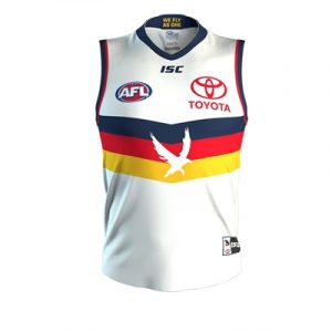 Fitness Mania - Adelaide Crows Clash Guernsey 2020