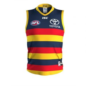 Fitness Mania - Adelaide Crows Home Guernsey 2020