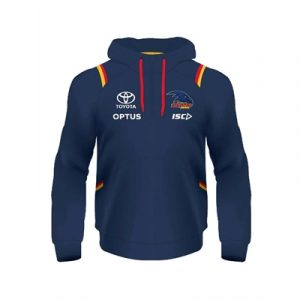 Fitness Mania - Adelaide Crows Kids Squad Hoody 2020
