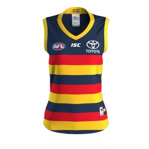 Fitness Mania - Adelaide Crows Ladies Home Guernsey 2020