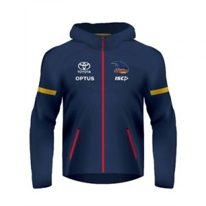 Fitness Mania - Adelaide Crows Ladies Tech Pro Hoody 2020