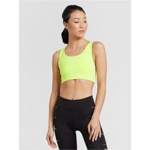 Fitness Mania - Jaggad Core High Support Crop
