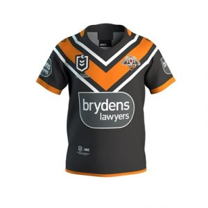 Fitness Mania - Wests Tigers Kids Home Jersey 2020