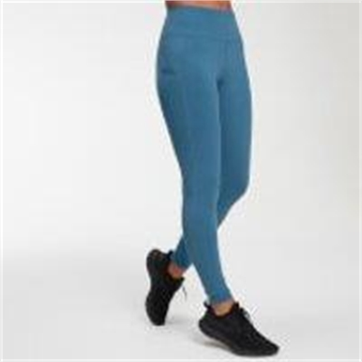 Fitness Mania – MP Power Mesh Women's Leggings – Stargazer