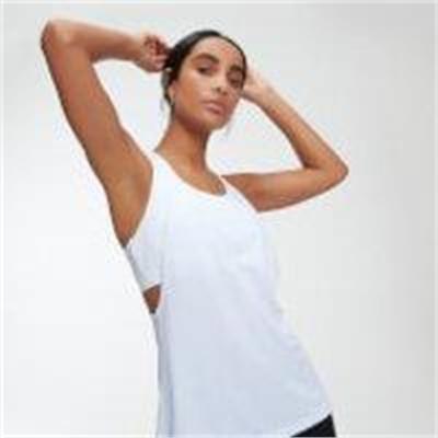 Fitness Mania – MP Power Women's Vest – White – XS