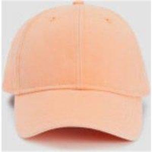 Fitness Mania - Acid Wash Cap – Pastel Orange