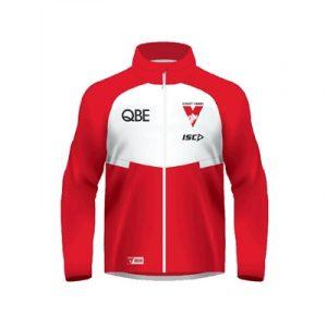 Fitness Mania - Sydney Swans Wet Weather Jacket 2020