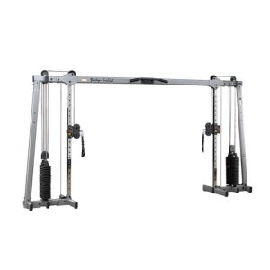 Fitness Mania - Body Solid Deluxe Cable Cross Over 2 x 210lb Stacks