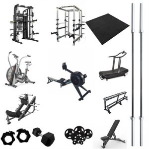 Fitness Mania - Force USA Platinum Gym Bundle
