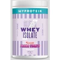 Fitness Mania - Clear Whey Isolate – Swizzels Edition   - 252g - Parma Violets