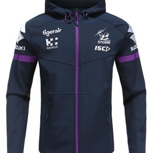 Fitness Mania - Melbourne Storm Tech Pro Hoody 2020