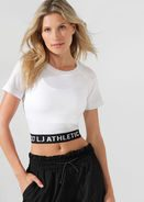 Fitness Mania - Athletic Cropped Seamless Tee