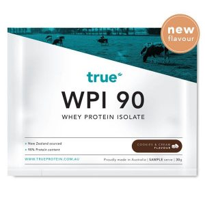 Fitness Mania - WPI90 Individual Sample [Flavour: Cookies & Cream] [Size: 30g]
