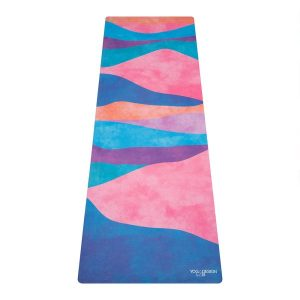 Fitness Mania - Yoga Design Lab 3.5mm Studio Combo Yoga Mat - Mexicana