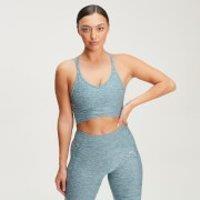Fitness Mania - Women's Composure Sports Bra - Deep Lake - M
