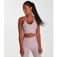 Fitness Mania - Women's Composure Sports Bra - Rosewater