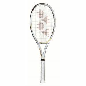 Fitness Mania - Yonex Ezone 100 LTD Tennis Racquet - White/Gold