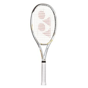 Fitness Mania - Yonex Ezone 100L LTD Tennis Racquet - White/Gold