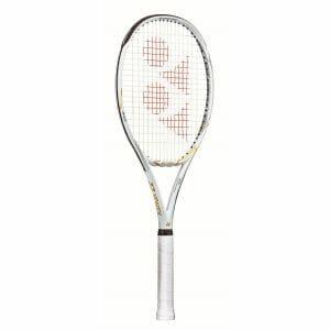 Fitness Mania - Yonex Ezone 98 LTD Tennis Racquet - White/Gold