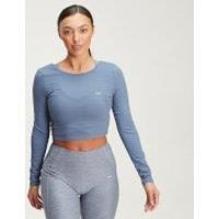 Fitness Mania - Women's Composure Long Sleeve Top - Galaxy - S