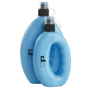 Fitness Mania - 1000 Mile UP Running Water Bottle - 580ml - Blue