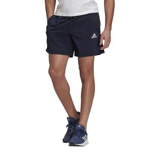 Fitness Mania - Adidas Essentials Chelsea Mens Training Shorts - Legend Ink/White