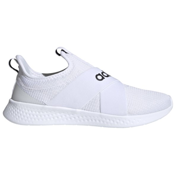 Fitness Mania – Adidas Puremotion Adapt – Womens Sneakers – Footwear White/Core Black/Dove Grey