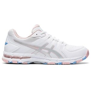 Fitness Mania - Asics Gel 540TR - Womens Cross Training Shoes - White/Pure Silver