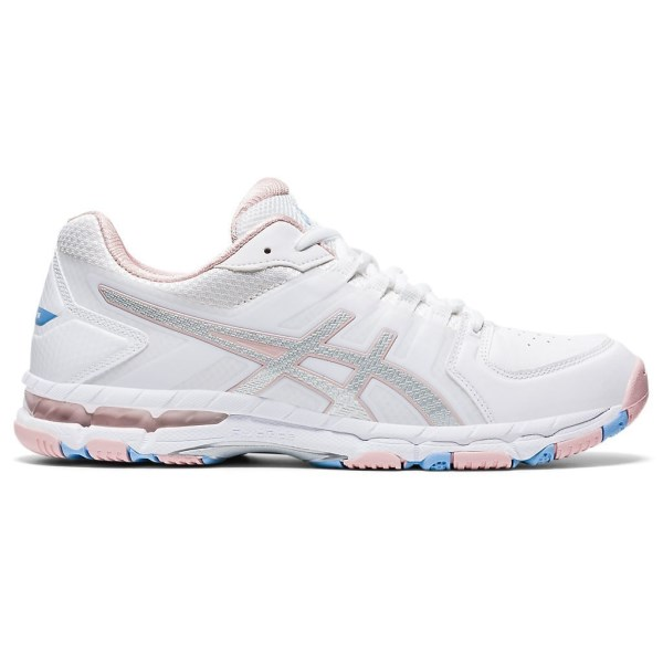 Fitness Mania – Asics Gel 540TR – Womens Cross Training Shoes – White/Pure Silver