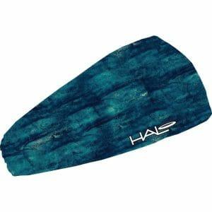 Fitness Mania - Halo Bandit 4 Inch Tapered Sweat Seal Headband - Ocean