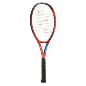 Fitness Mania - Yonex VCore 100 Tennis Racquet 2021 - Tango Red