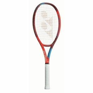 Fitness Mania - Yonex VCore 100L Tennis Racquet 2021 - Tango Red