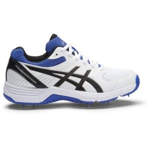 Fitness Mania - Asics Gel 100 Not Out GS - Kids Cricket Shoes