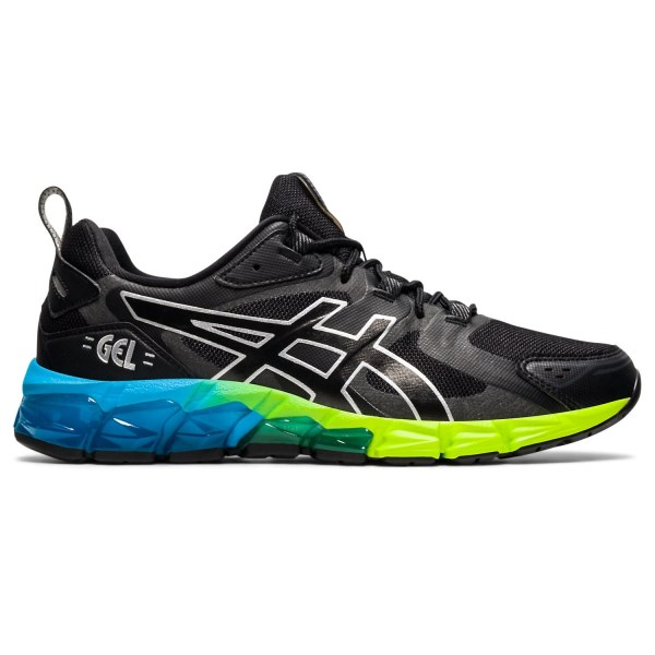Fitness Mania – Asics Gel-Quantum 180 – Mens Sneakers – Black/Aizuri Blue