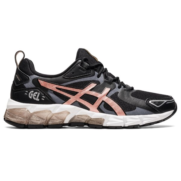 Fitness Mania – Asics Gel-Quantum 180 – Womens Sneakers – Black/Rose Gold