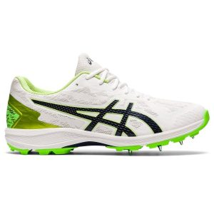 Fitness Mania - Asics Strike Rate FF - Mens Cricket Shoes - White/Peacoat