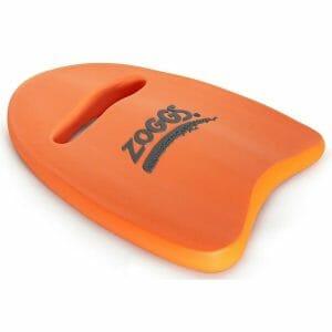 Fitness Mania - Zoggs Junior Kids Swimming Kickboard - Orange