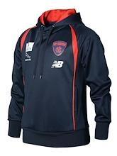 Fitness Mania - Melbourne Demons FC Training Hoodie 2021 Juniors