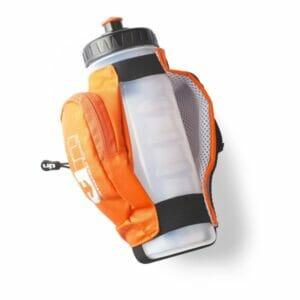 Fitness Mania - 1000 Mile UP Kielder Handheld Water Bottle - 600ml - Orange