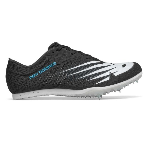 Fitness Mania – New Balance MD 500v7 – Mens Middle Distance Spikes – Black/White