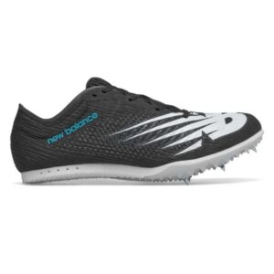 Fitness Mania - New Balance MD 500v7 - Womens Middle Distance Track Spikes - Black/White